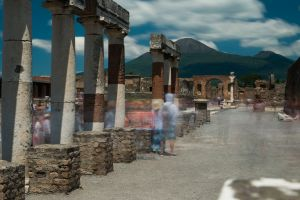 Ghosts of Pompeii