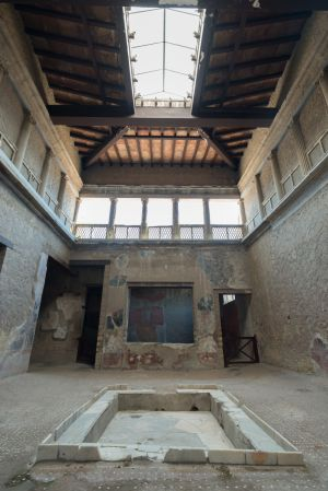 Herculaneum Bath House