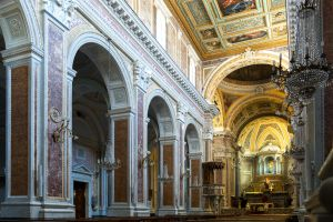 Basilica di San Michele Arcangelo, Piano di Sorrento