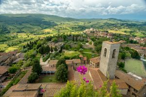 The Top of Tuscany