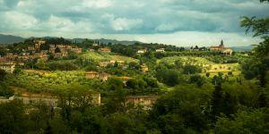 Tuscan Suburbs